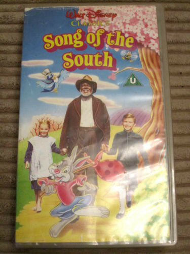 100% Genuine Disney's Song of the South VHS - Holograms | eBay  100% Genuine Di...