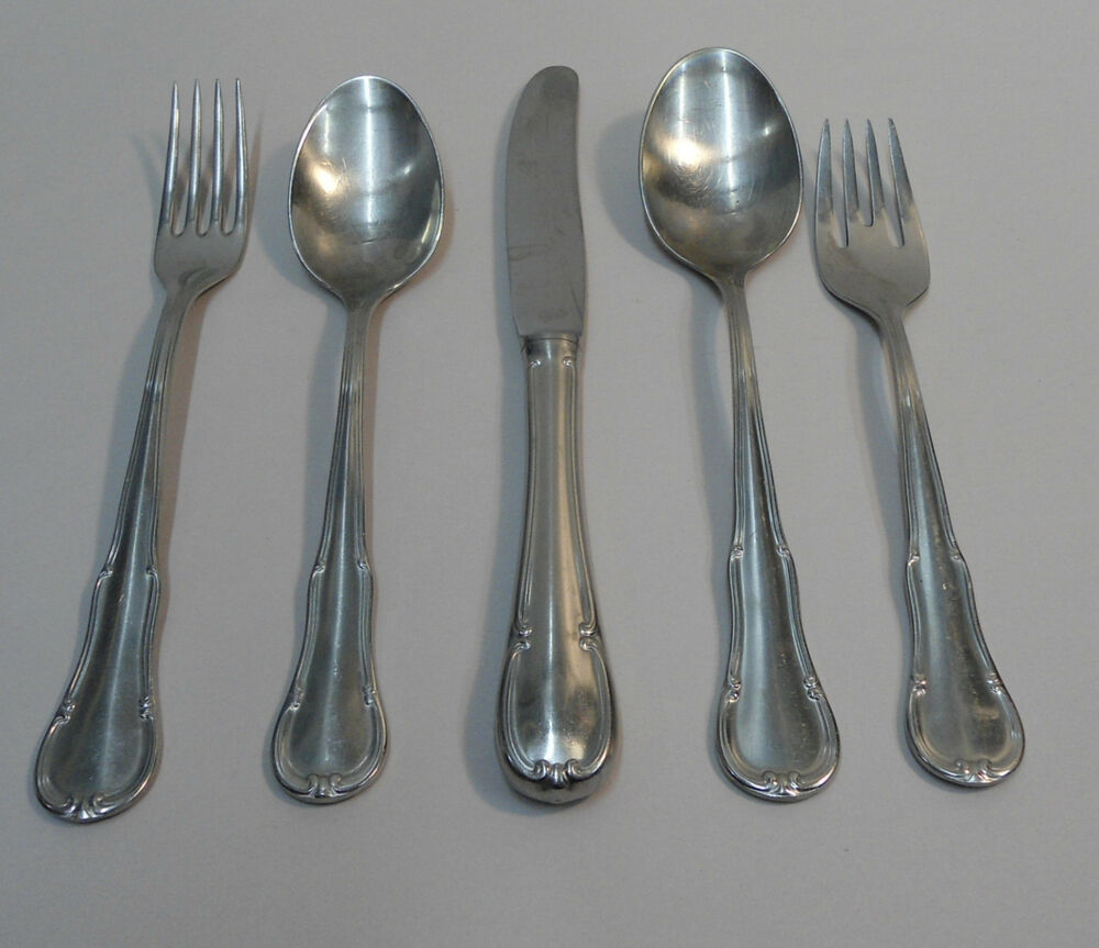 wmf fraser dorset cromargan germany stainless flatware choice piece ebay. Black Bedroom Furniture Sets. Home Design Ideas