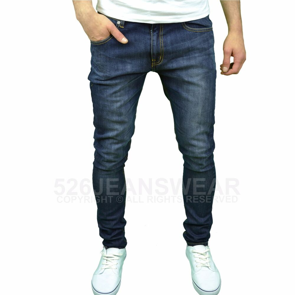 Great jeans and 'Spray On Skin Tight' is the best description for these. These are tighter then the Zico Jeans offered by the same seller. They are slightly lighter weight then the Zicos/5(21).