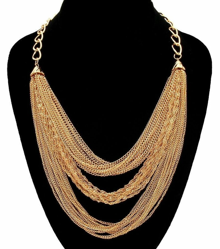 Men's Real Gold Chain Necklaces NYC | Solid 10k-14k Gold ...