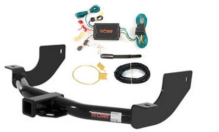 curt class 3 trailer hitch wiring kit for land rover lr3. Black Bedroom Furniture Sets. Home Design Ideas