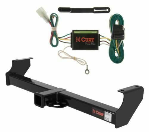 curt class 3 trailer hitch & wiring for chevrolet tracker ... geo tracker trailer wiring