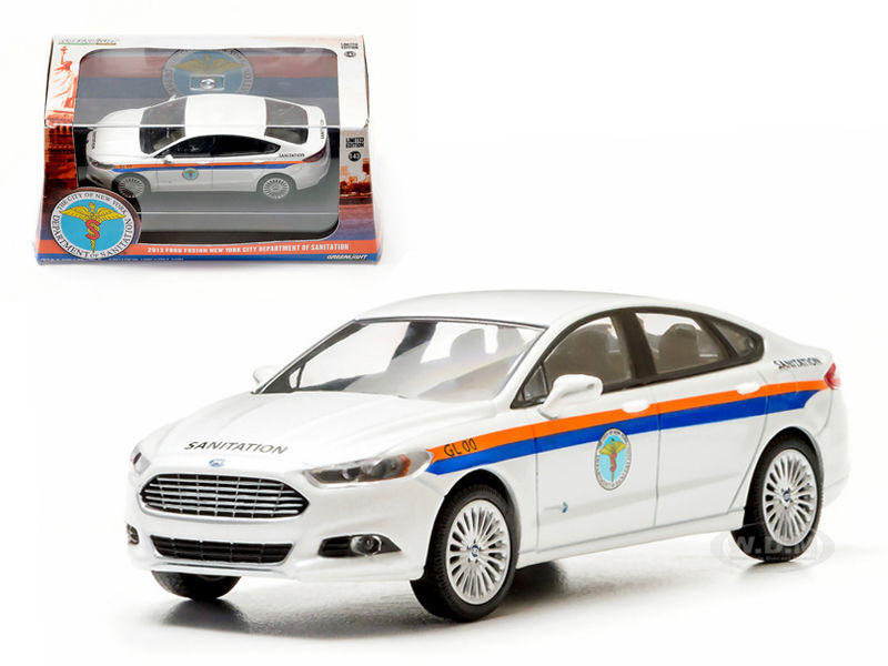Ford Fusion Diecast Model Cars