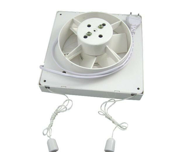 Designer Extractor Fan For Bathroom Shower Wet Room Kitchen 150mm 6 Extract Fan Ebay