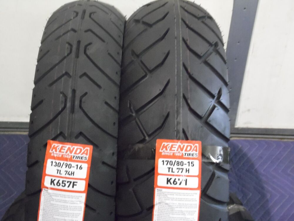 Motorcycle Rear Tire >> YAMAHA V-STAR 650 CLASSIC XVS650 TIRE SET MOTORCYCLE TIRES 130/90-16 170/80-15 | eBay