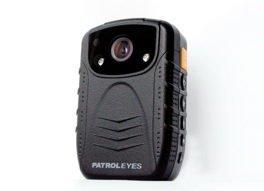 Patroleyes Hd 1080p Infrared Night Vision Police Body