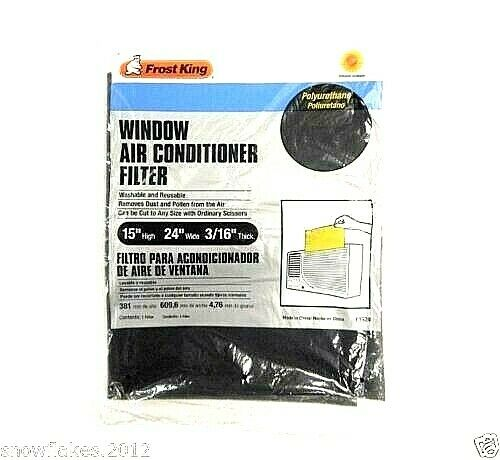 Window Air Conditioner Filter Universal Washable A C