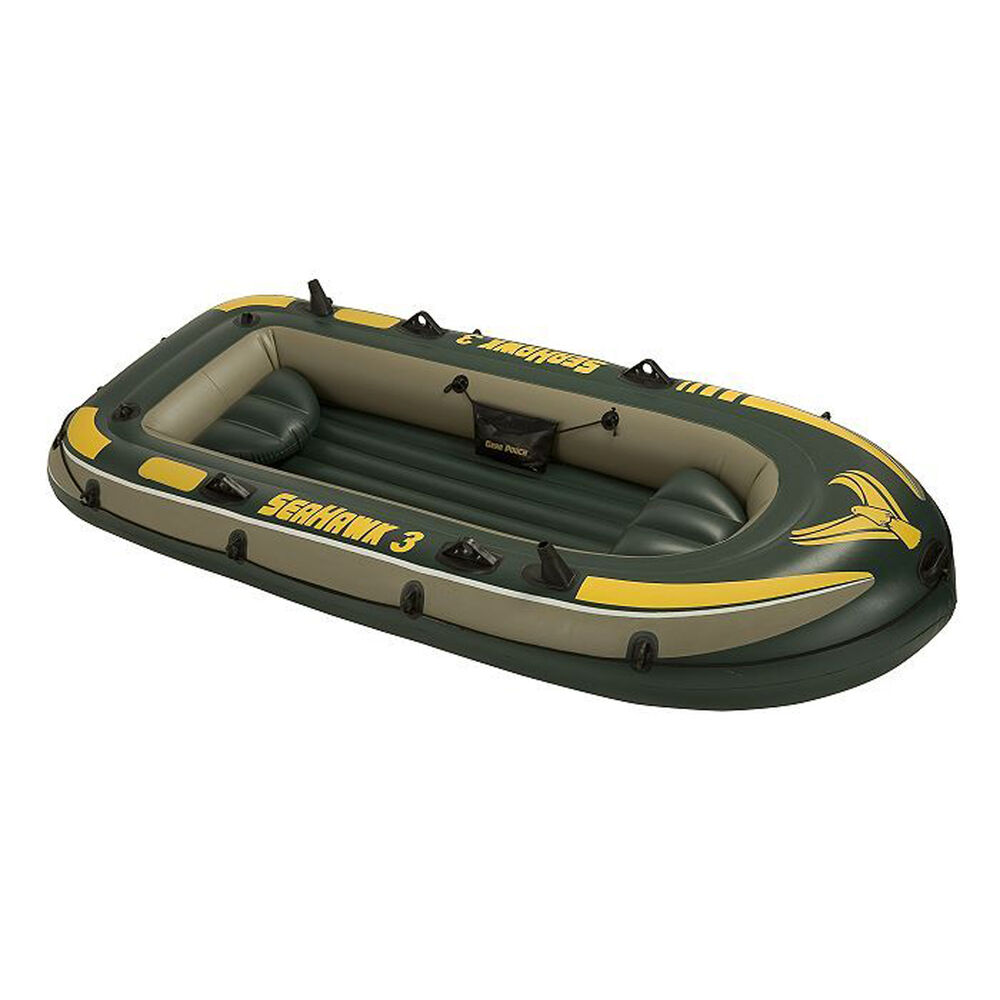2016 intex seahawk 3 boat three man inflatable dinghy for 3 person fishing boat
