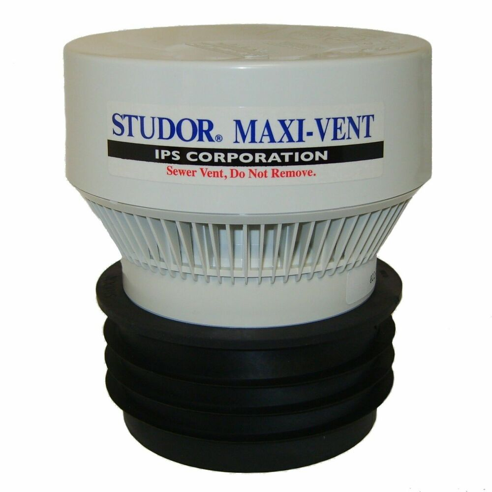 Studor Maxi Vent Air Admittance Valve Fits 3 Quot And 4