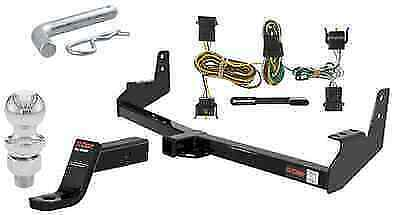 Curt Class 3 Trailer Hitch Tow Package For Ford Expedition
