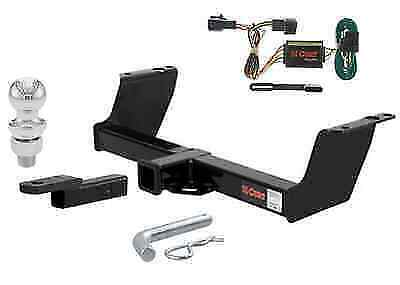 curt class 3 trailer hitch tow package for ford ranger ... cummins b series wiring diagram #11