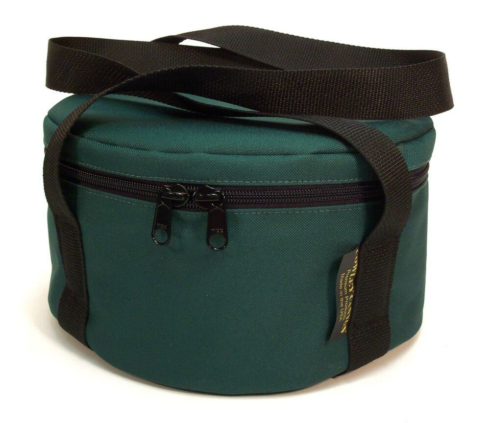 Cast iron dutch oven carry case bag fully padded fits