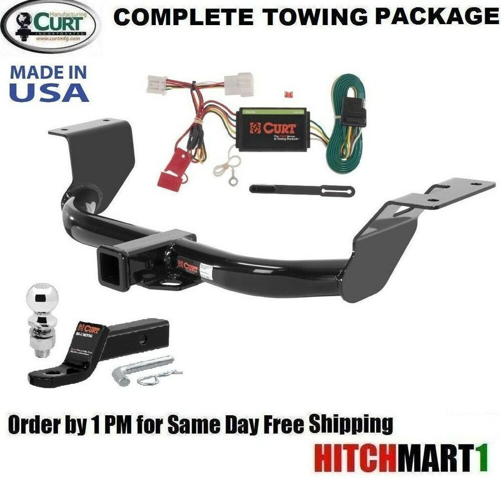fits 2012 2016 honda crv cr v class 3 curt trailer hitch. Black Bedroom Furniture Sets. Home Design Ideas