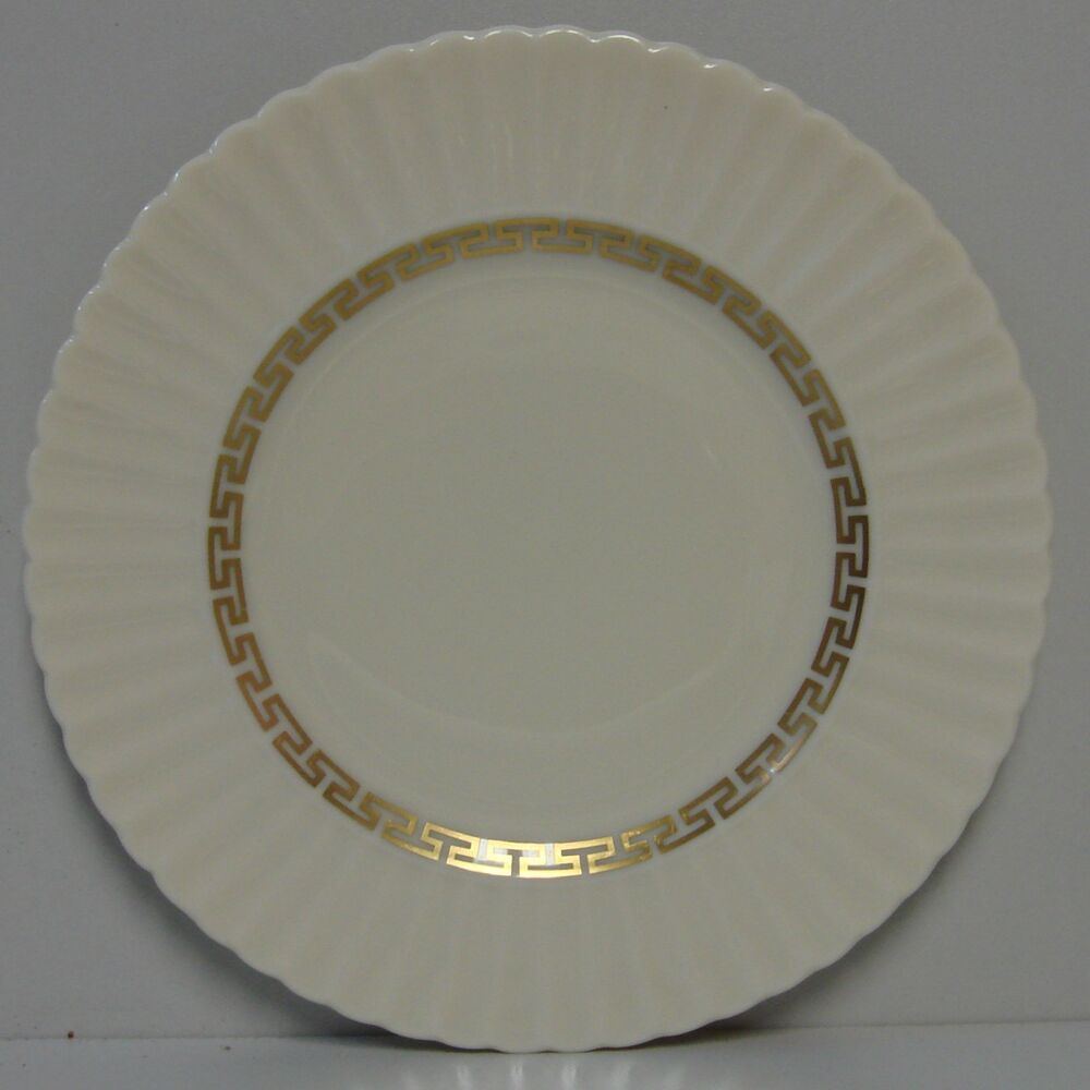 Lenox cretan o316 bread plate best multiple available ebay Most popular china patterns