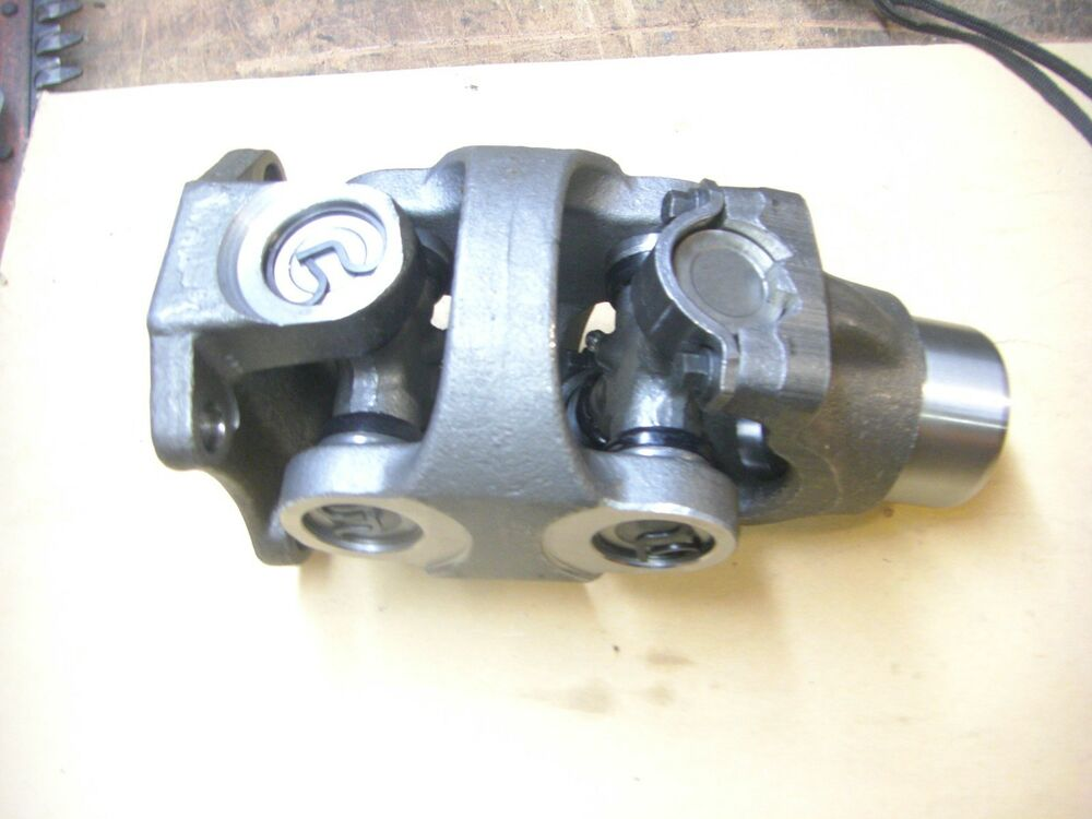 how to change a pto u joint