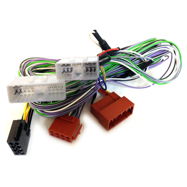 Chrysler Wiring Harness : Chrysler grand voyager amplifier bypass car stereo iso