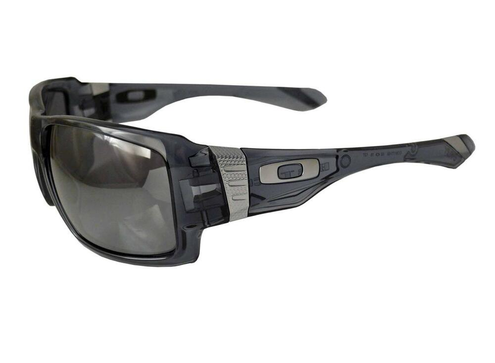 Big Frame Oakley Glasses : OAKLEY SUNGLASSES BIG TACO CRYSTAL BLACK FRAME BLACK ...