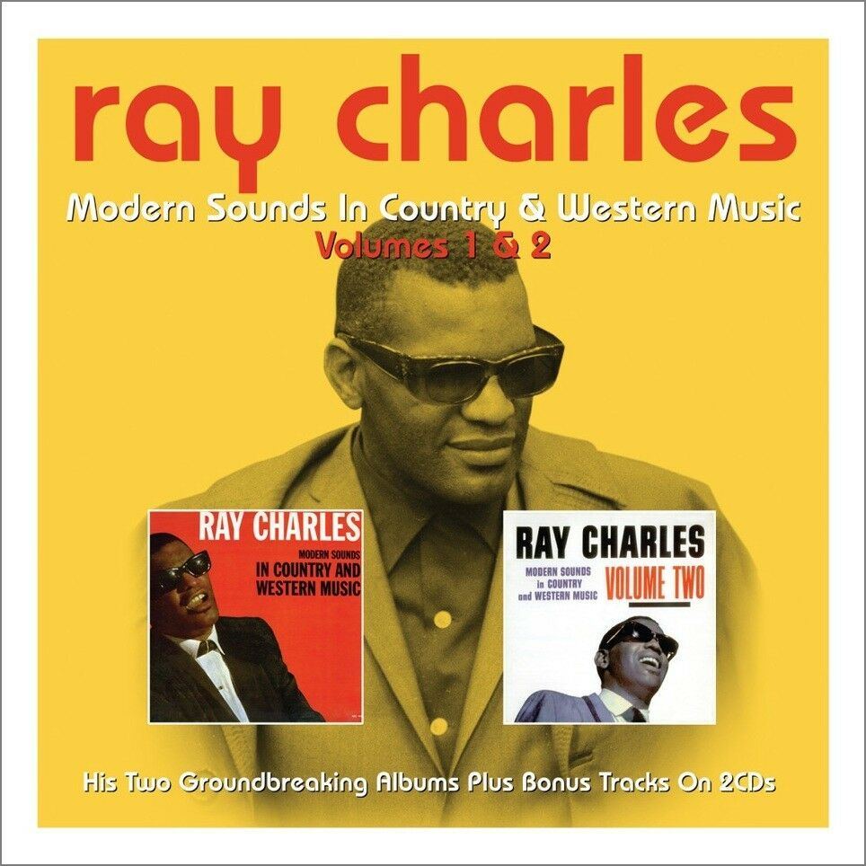 Ray Charles MODERN SOUNDS IN COUNTRY & WESTERN MUSIC VOL 1 ...