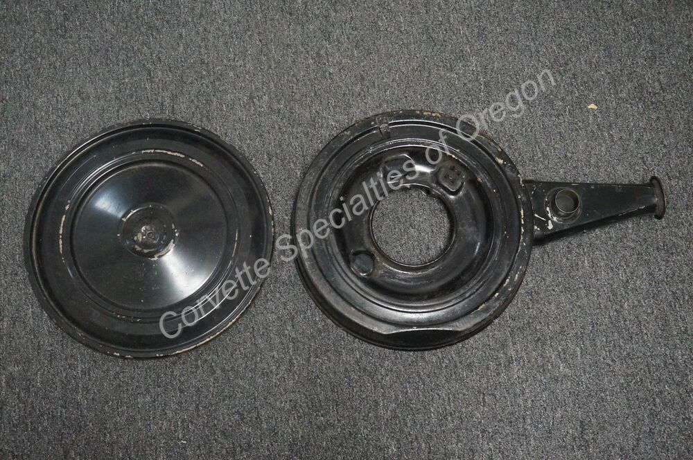 1968 Oem Air Cleaner : Chevelle impala small block bbl air cleaner