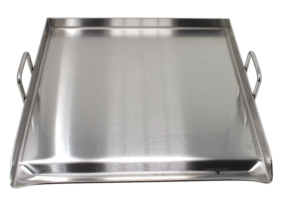 Concord 20 X 20 Stainless Steel Portable Add On Flat Top