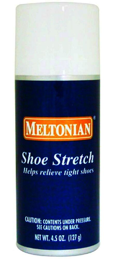 meltonian shoe boot aerosol stretch spray glove leather