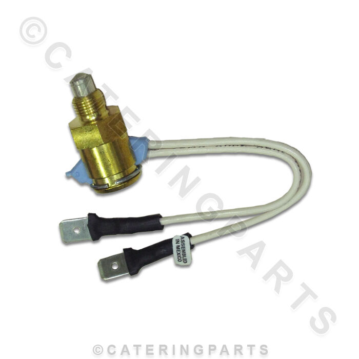 tc53 robertshaw 2 lead fryer high limit connecting wire with gas valve adapter ebay