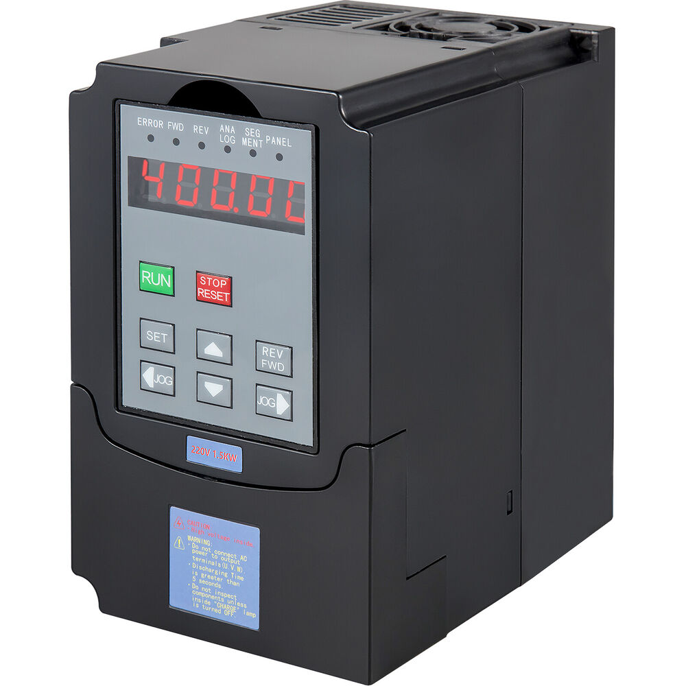 1 5kw 2hp 7a 220vac single phase variable frequency drive for Variable frequency drive motor