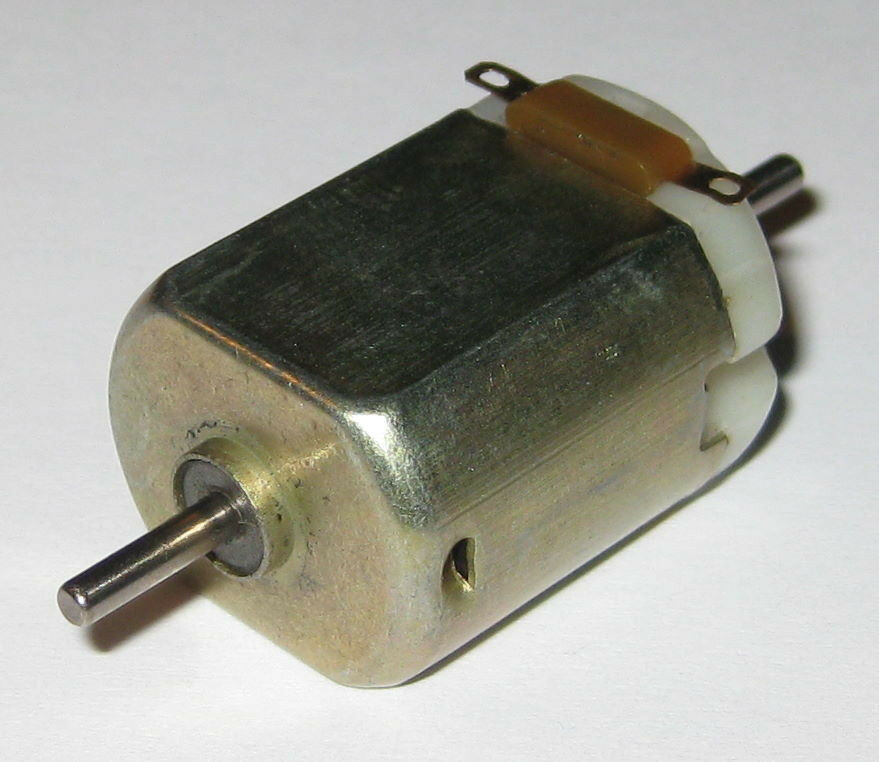130 size dc dual shaft high speed motor 3 vdc 15000 for High speed dc motors