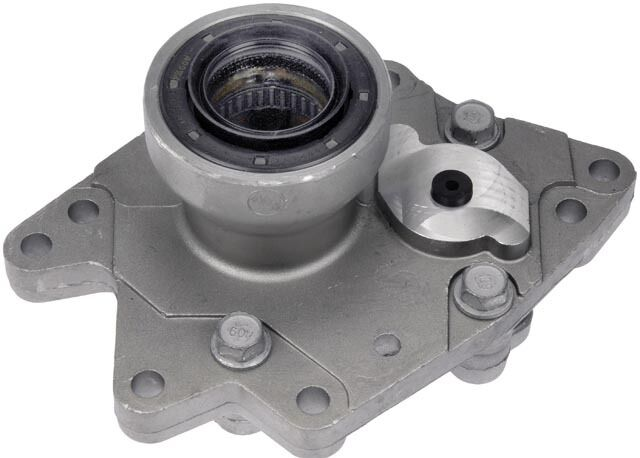 Gm 4x4 Front Axle Housing : Gm awd axle disconnect intermediate shaft bearing assembly
