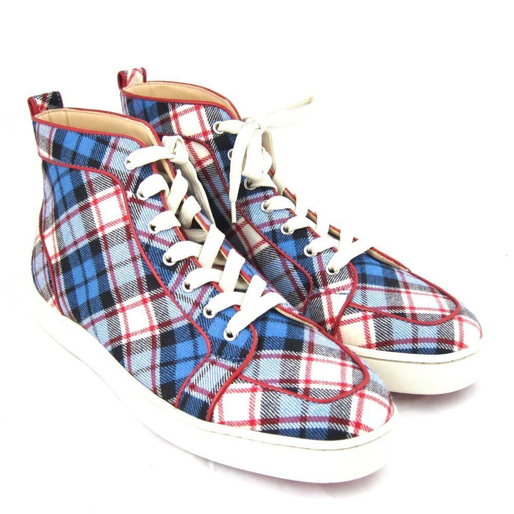 9f6864ca625c Details about KK-CL66260 New Christian Louboutin Oriato Rantus Flat Mens  Sneakers Sz 43.5 10.5