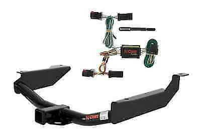 curt class 3 trailer hitch & wiring for dodge durango | ebay dodge truck hitch wiring dodge truck trailer wiring