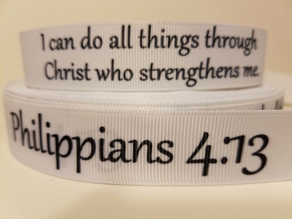 I Can Do All Things Through Christ Who Strengthens Me Tumblr For Kids