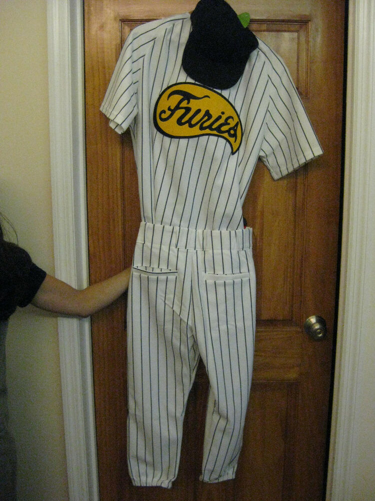 the warriors baseball furies complete jersey