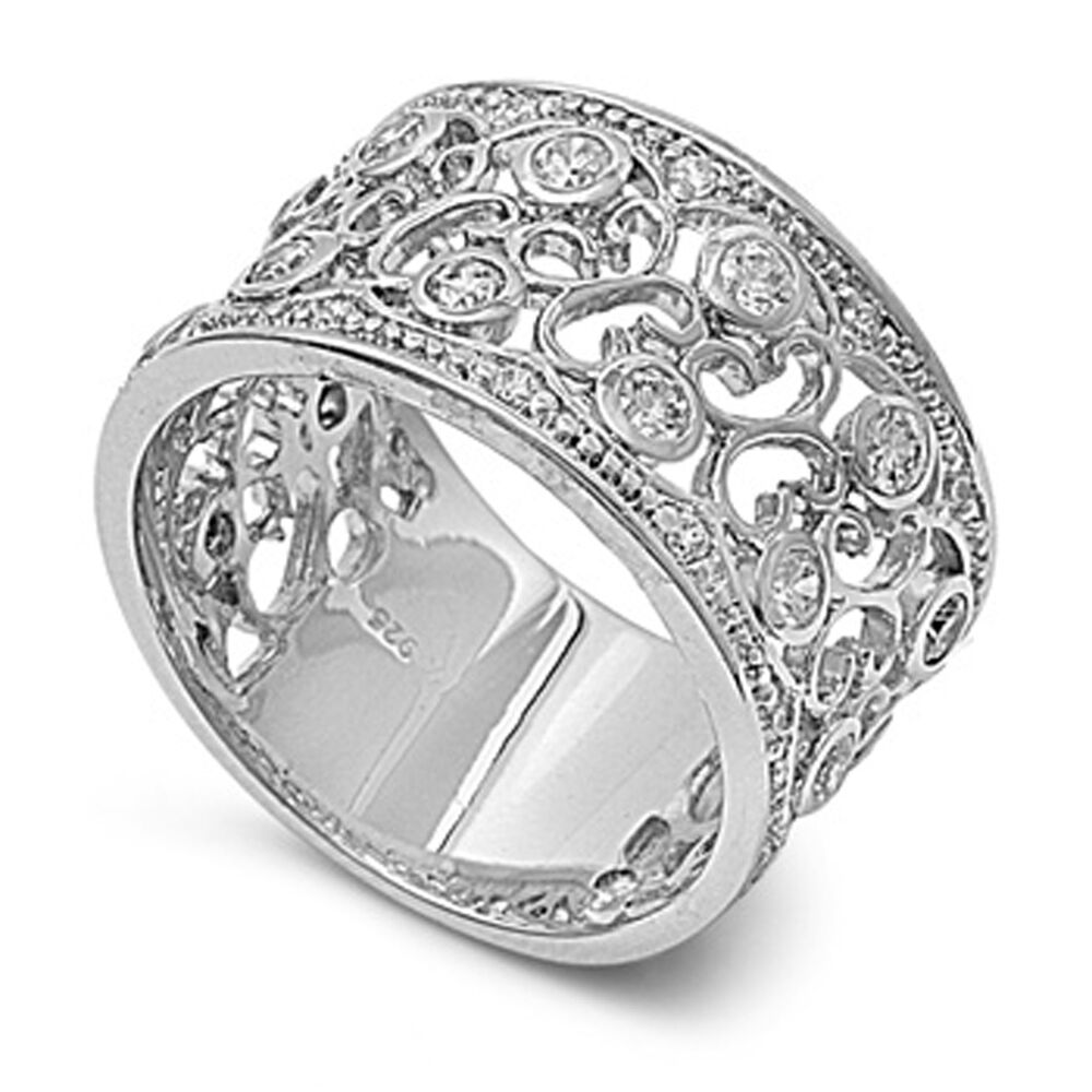 Size   Cz Rings
