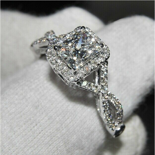 Cheap Engagement Rings Uk Ebay