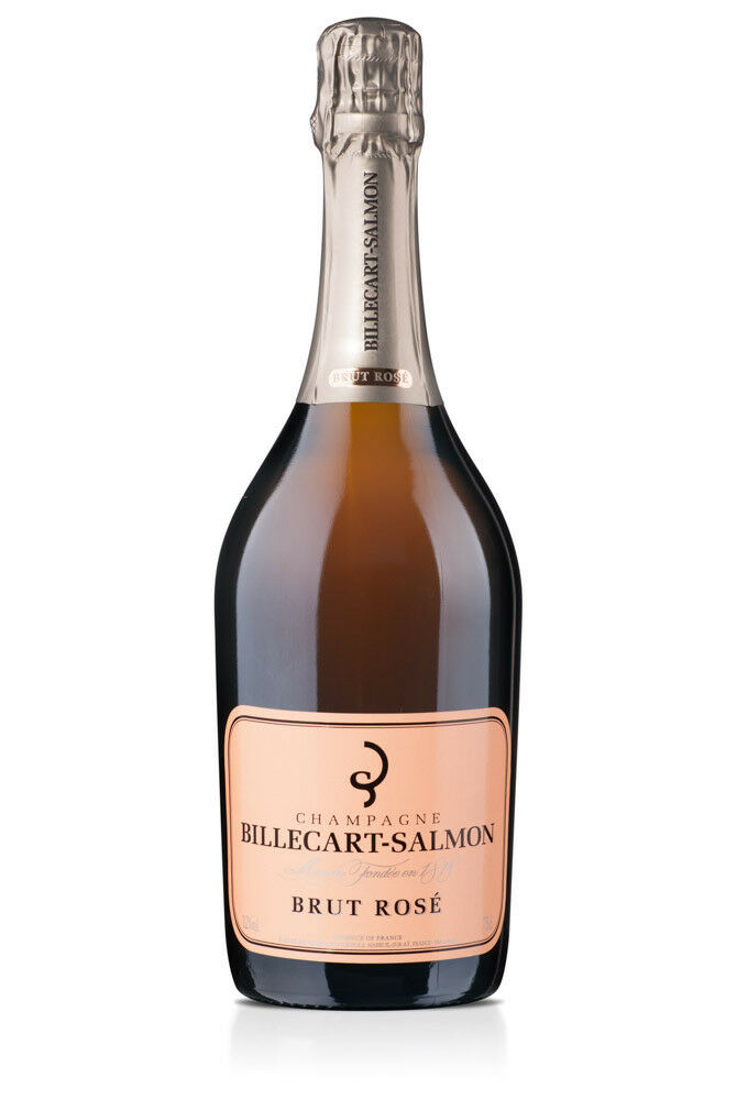 Billecart salmon rose nv champagne 750ml bottle ebay for What is rose champagne