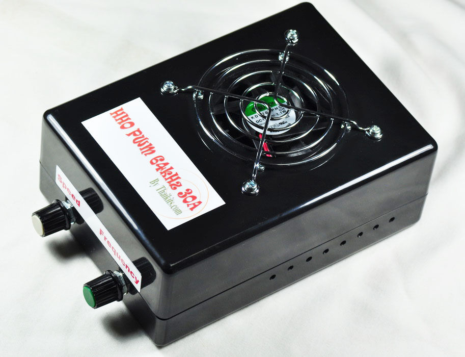 Hho High Frequency Pwm Dc Motor Speed Controller 30a Box
