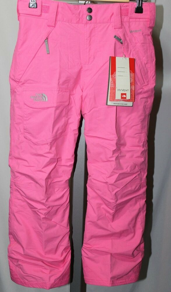 The North Face Girls Freedom Insulated Snow Pants Cha
