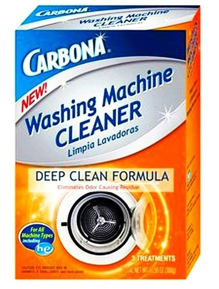 he washing machine cleaner