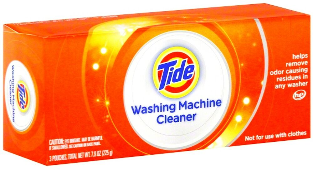 Tide Washing Machine Washer Cleaner Deep Clean Remove Odor
