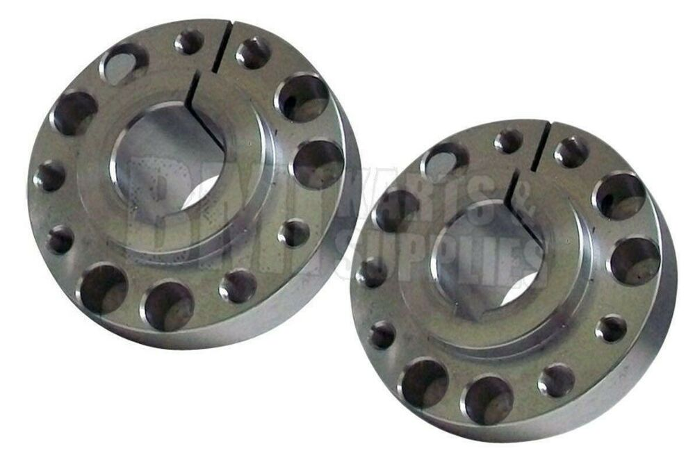 Set Of 2 Rear 1 1 4 Quot Bore Racing Wheel Hub Vank Split