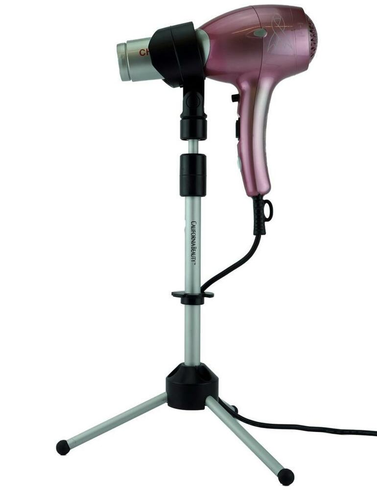 Portable Countertop Hands Free Hair Blow Dryer Telescopic ...