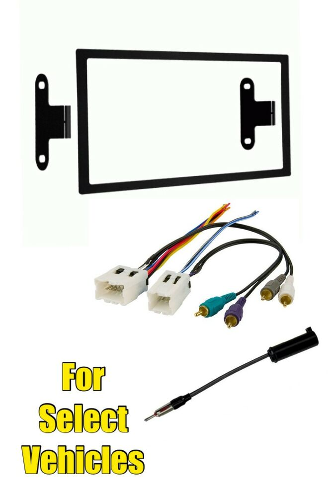 Wiring harness for a nissan xterra stereo on ebay