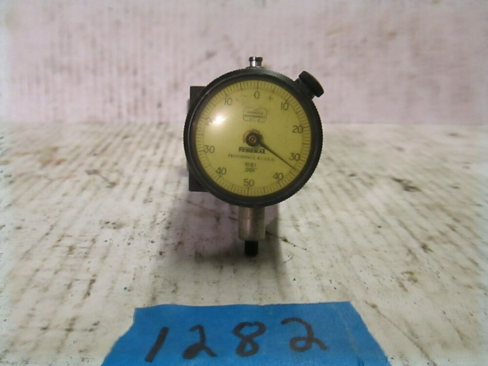 Federal Indicators Gages : Height gage with federal dial indicator ebay