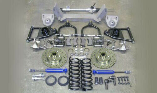 Street Rod Front Axle : Ford car street rod mustang ii complete front