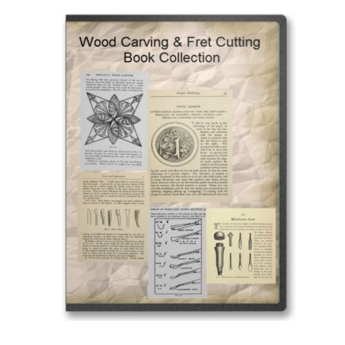 Wood carving woodworking fretsaw fret cutting chip