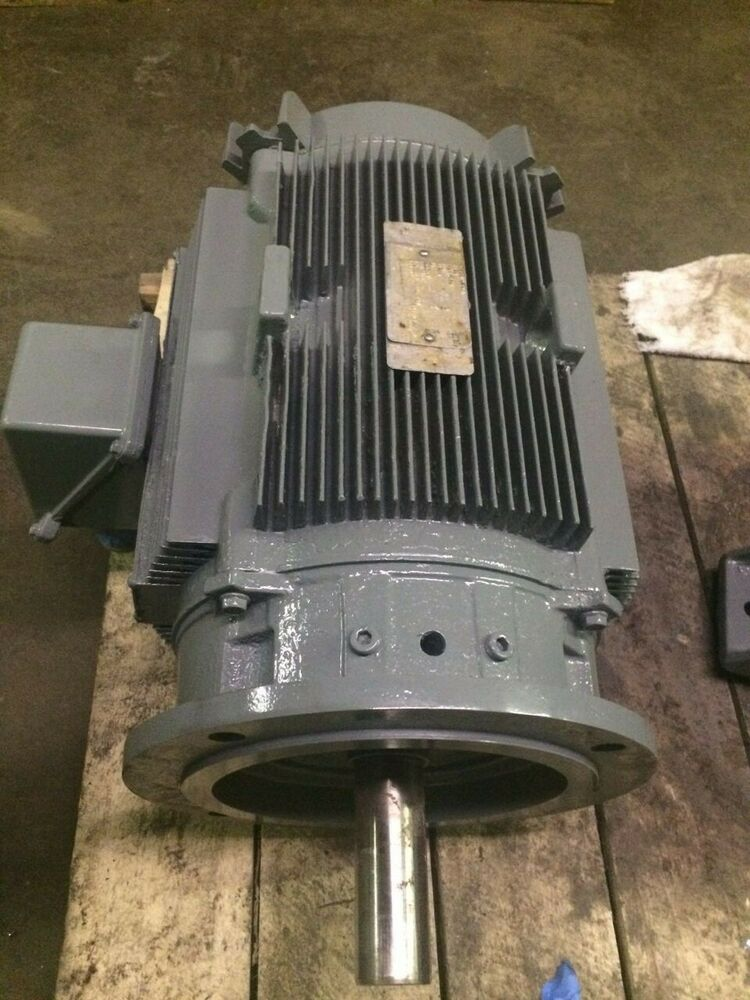 Marley Cooling Tower Motor 284tov Hp 20 5 Rpm 1760 875