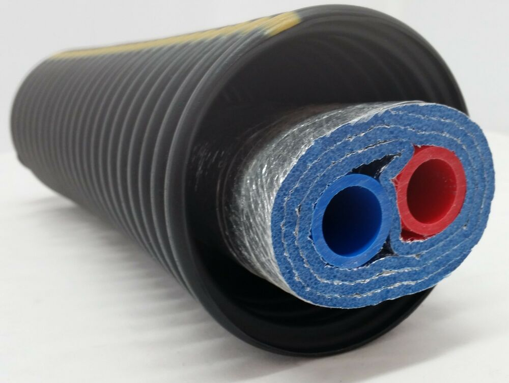 200 Feet Of Commercial Grade Ez Lay Triple Wrap Insulated