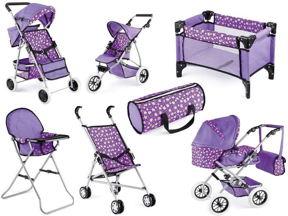 Baby Doll Stroller Crib And Highchair Strollers 2017