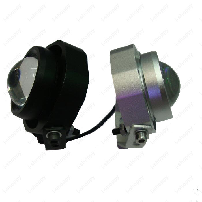 10W LED Outdoor Flood Light Motorcycle Fog Lamp Fixture DC
